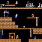 ファミコンゲームのグーニーズ BGMが懐かしい。攻略は簡単?